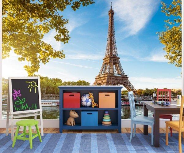 Детская и Париж