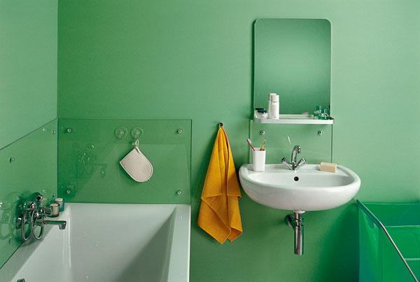 Краска для покраски стен в ванной