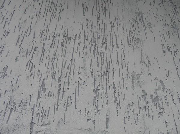 Рельеф поверхности под «дождь»