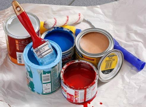 Чем можно покрасить гипсокартон