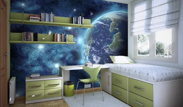Фотообои с космической тематикой