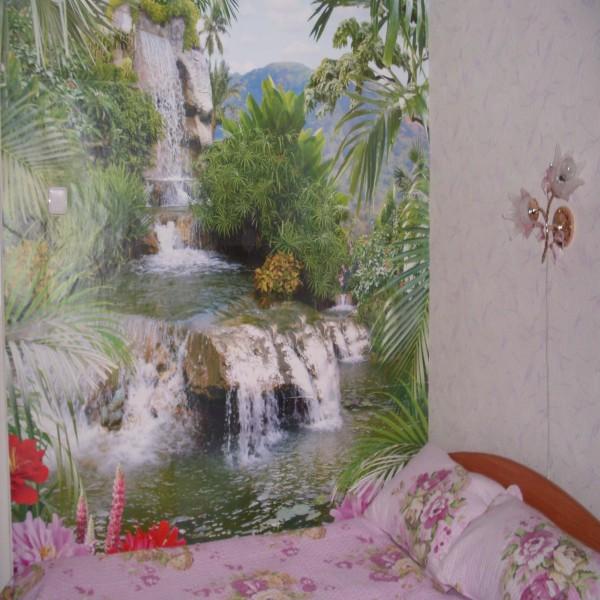 Идеальный вариант спокойного пейзажа для спальни