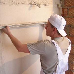 Как ровно шпаклевать стены