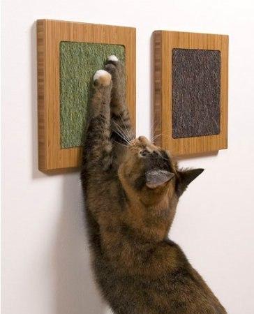Когтеточки для двух кошек