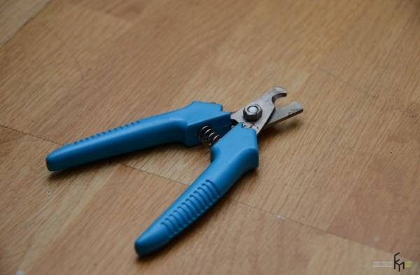 Ножницы для подстрижки когтей