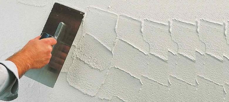 Краска для фасада дома по штукатурке цвета