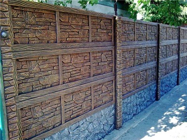 Сколько стоит покрасить забор