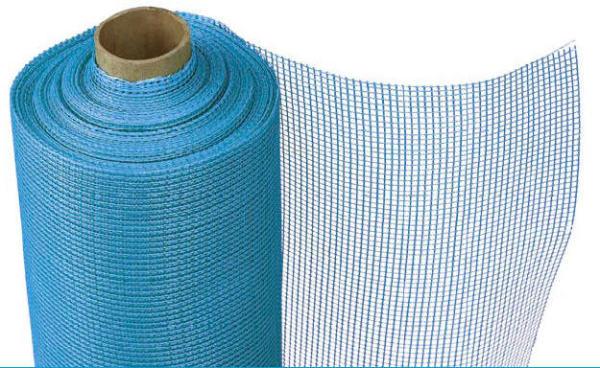 Армирующая сетка из стеклоткани