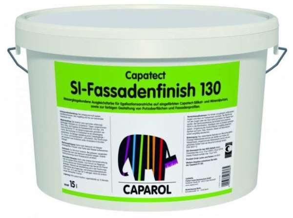 Фасадная силикатная краска Капарол