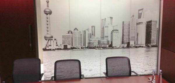 Фотообои белые для офиса
