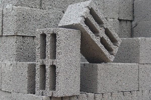 Крамзитные блоки
