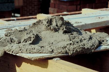 Песчано цементная смесь