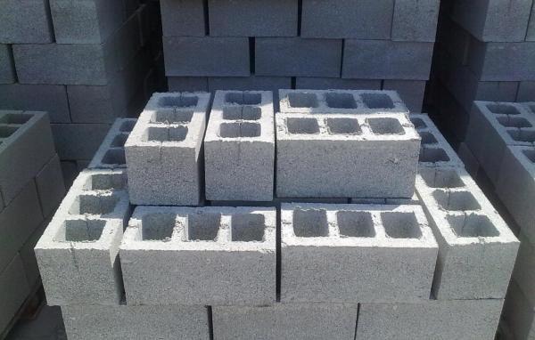 Шлакоблоки для строительства