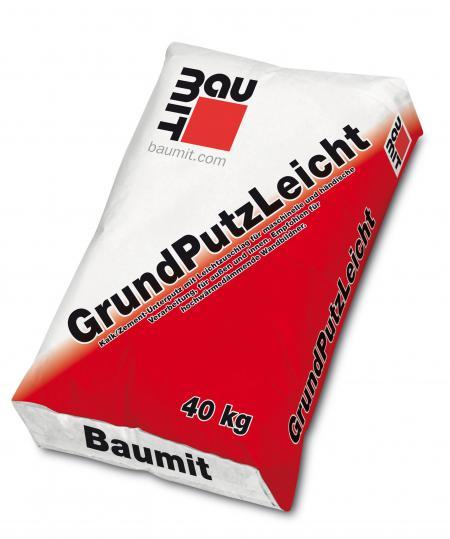 Теплоизоляционная фасадная штукатурка от BAUMIT
