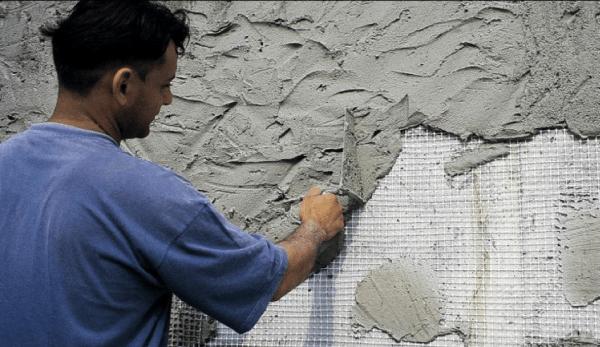 Цементно известковая штукатурка