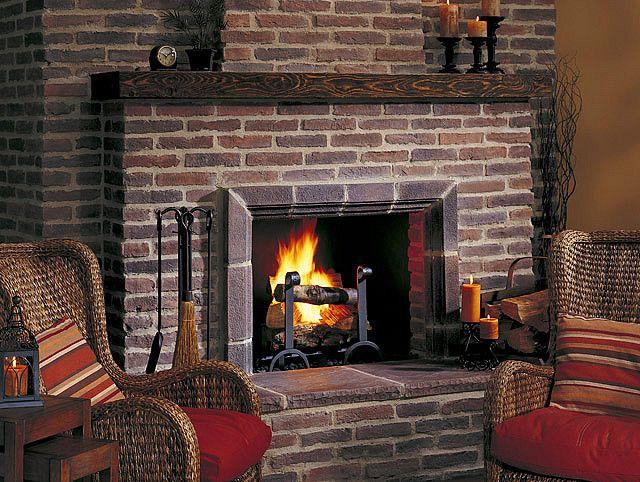 Шпатлёвка огнеупорная для каминов и печей