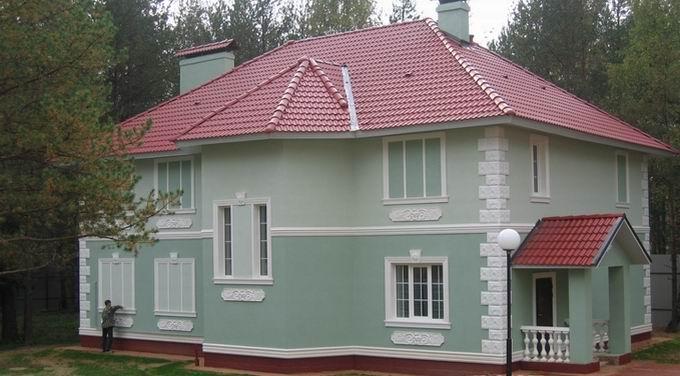 Фасад отделка кирпичом цены фото