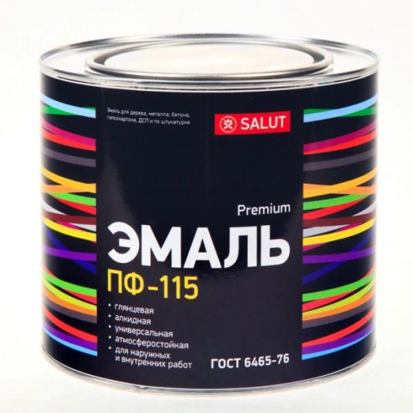 Эмаль ПФ-115, самая популярная марка масляных красок