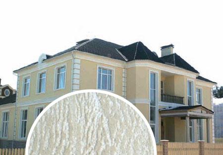 Фасадная штукатурка Боларс – смесь, которая обладает свойством атмосферостойкости, морозостойкости и водостойкости.