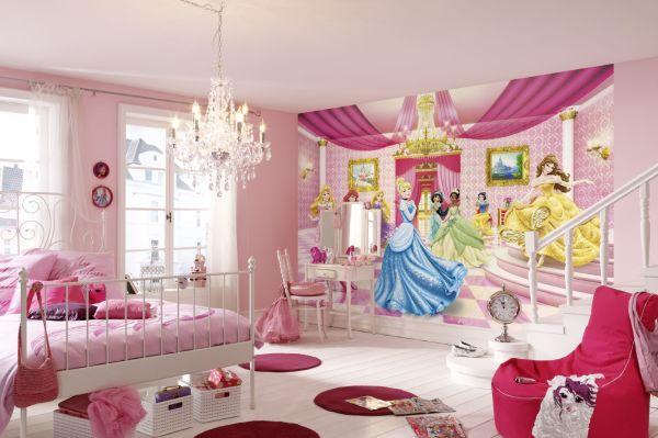 Комната настоящей, маленькой принцессы. Мечта любой девочки, не в зависимости от её возраста