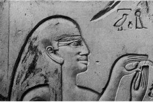 Койланаглиф изображение на стене