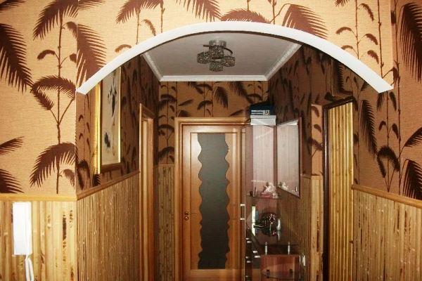 Квартиры, отделанные бамбуковыми обоями, не будут нуждаться в ремонте на протяжении длительного времени.