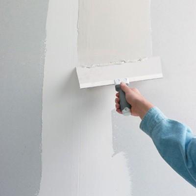 Техника шпаклевания стен
