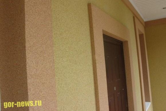 Камешковая штукатурка дизайн фасадов фото