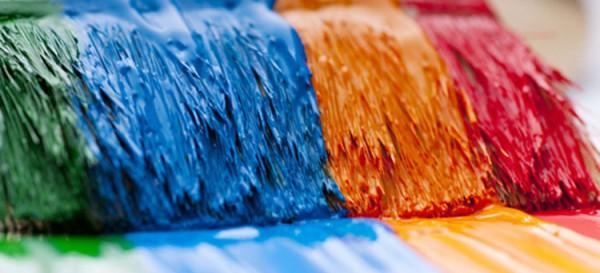 Выбор цвета акриловой краски