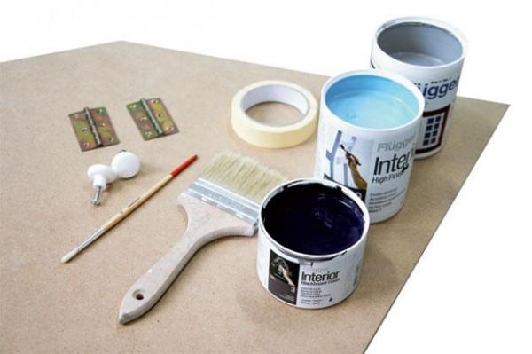 Заранее подготовленные инструменты и материалы облегчат и ускорят процесс реставрации
