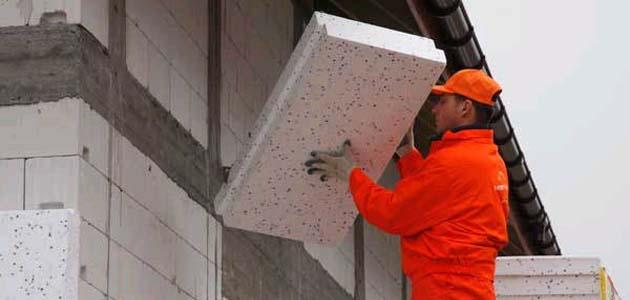 Утеплить стену пенопластом из пеноблока
