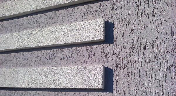 Декоративная штукатурка фасадная, с эффектом «короед»