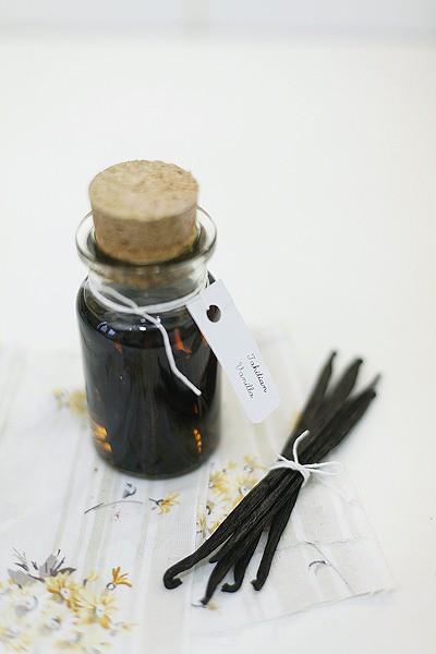 Экстракт ванили для удаления запаха краски