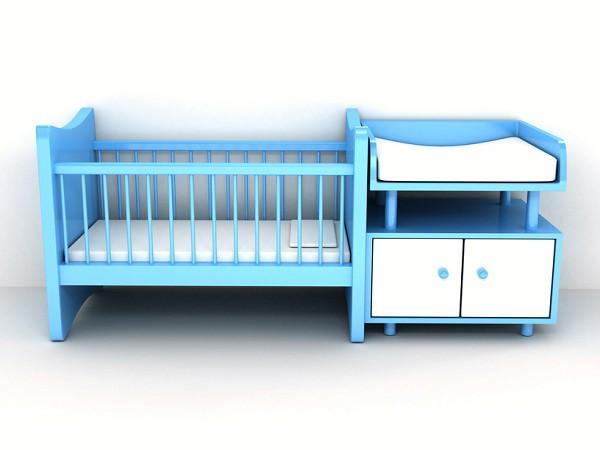 Какой краской можно покрасить детскую кроватку