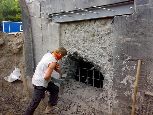 Кто сносил несущие стены