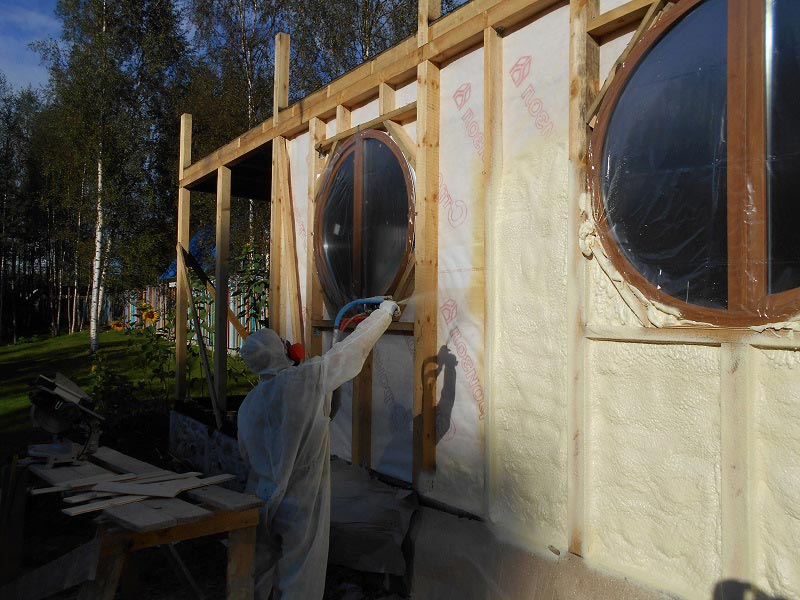 Жидкая теплоизоляция для деревянного дома двухкомпонентные шпатлевки для катеро