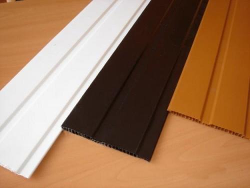 Образцы пластиковых панелей