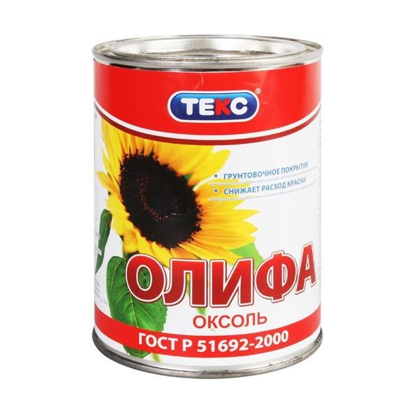 Основной ингредиент масляных шпаклёвок