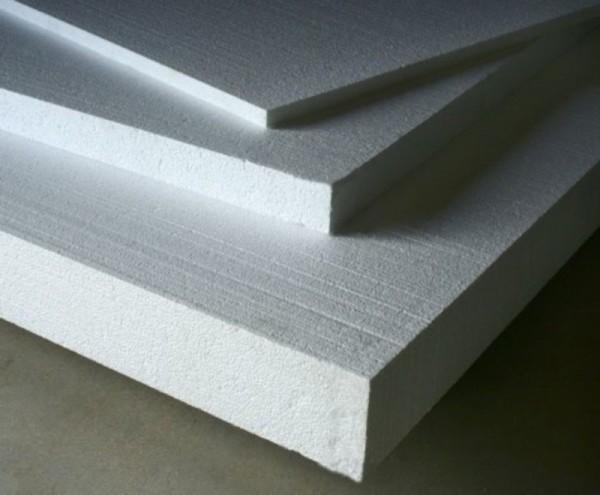 Пенопластовые плиты разной толщины