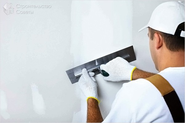 Подготовка поверхности под фреску
