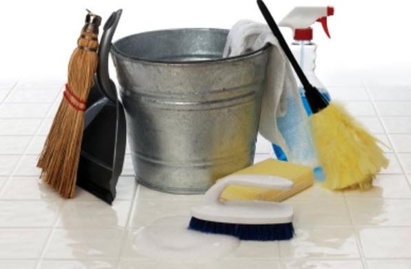 Принадлежности для влажной уборки помещения
