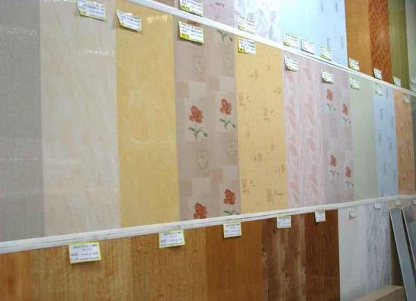 Разновидности панелей для стен кухни