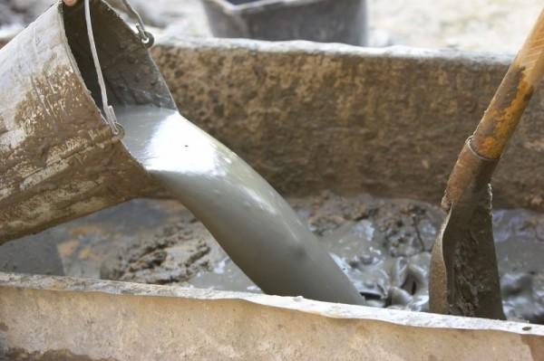 Самостоятельное приготовление цементного раствора