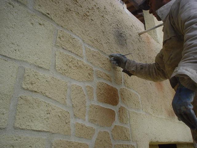 Перлитовая штукатурка для фасадных работ своими руками 59