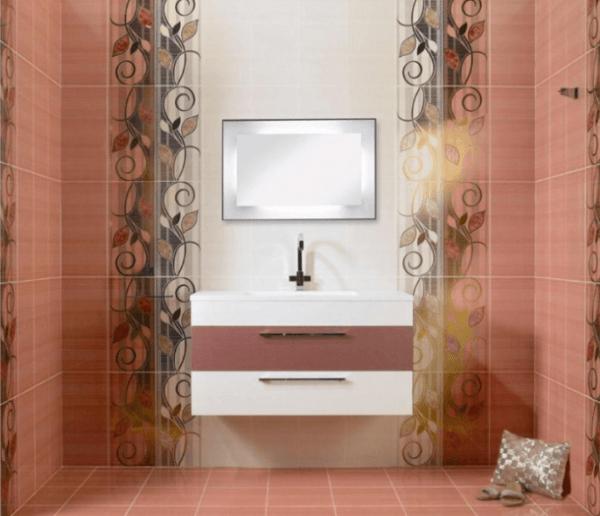 Укладка керамической плитки своими руками на стены