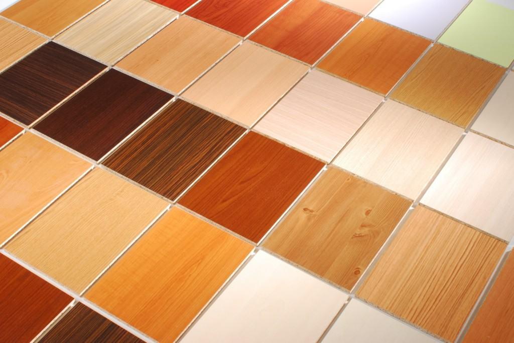 Плитка из мдф всегда производится в виде квадратов, но различных размеров