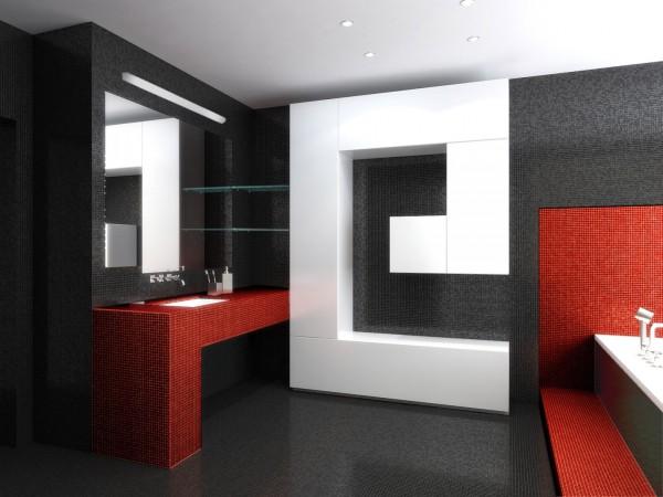 Чёрный, белый и красный: идеальное сочетание цветов для дизайнов из будущего