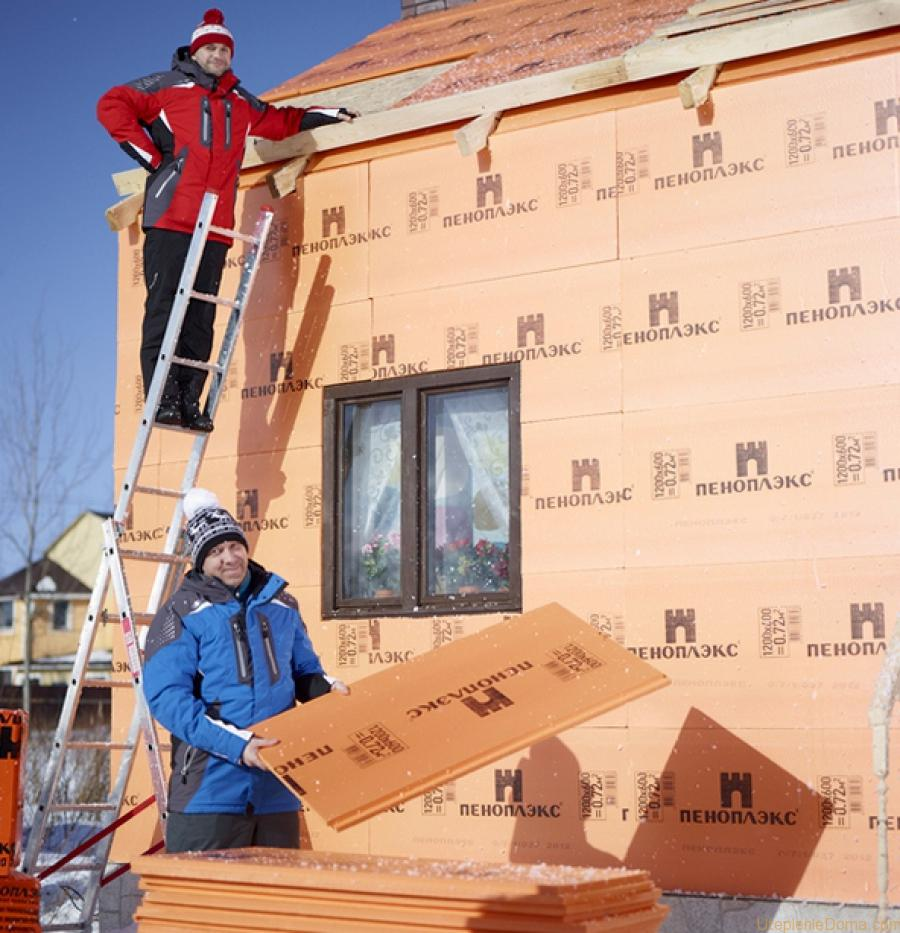 Как правильно выбрать утеплитель стен для дома otdelka-expert.ru
