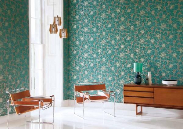 Флизелиновые обои станут идеальным отделочным материалом для стен любой комнаты, так как обладают большим количеством достоинств