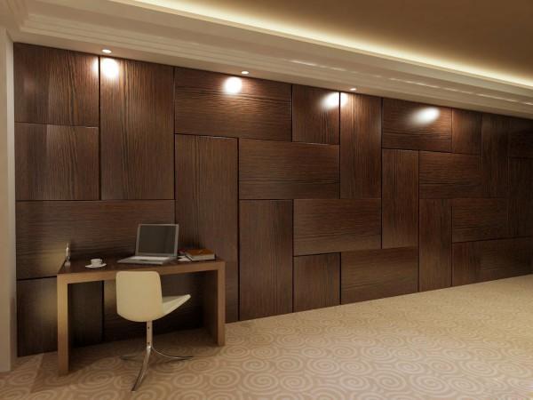 Интерьер, отделанный панелями мдф, станет эстетичным и благородным украшением вашего дома